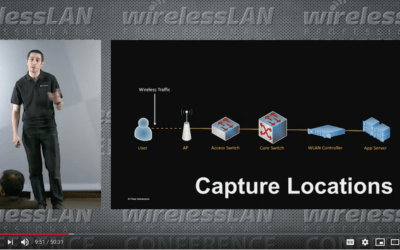 WLAN Analysis Tricks with Peter Mackenzie a video from WLPC Phoenix 2020