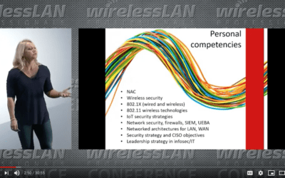 Top 5 Security Concepts for WLAN with Jennifer Minella a video from WLPC Phoenix 2020