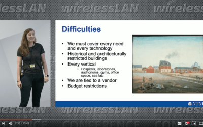 Complexities of Wi-Fi in Higher Ed with Kristin Kråkmo a video from WLPC Phoenix 2020