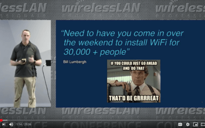Trials and Tribulations of Event Wi-Fi with Chris O'Donnell a video from WLPC Phoenix 2020