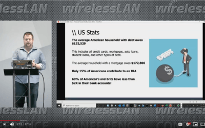 Financial Freedom for IT Professionals with Chris Avants a video from WLPC Phoenix 2020