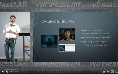 Securing World's Most Dangerous with Colin Vallance a video from WLPC Phoenix 2020