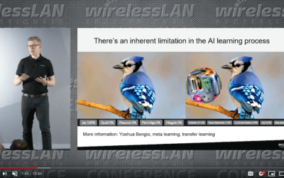 Leveraging AI in WLAN Design with Anssi Tauriainen a video from WLPC Phoenix 2020